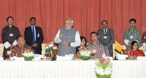 खुशहाली के लिए महत्वपूर्ण है अच्छा पड़ोसी:प्रधानमंत्री मोदी