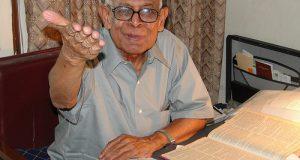 पूर्व IFS अधिकारी और सांसद सैयद शहाबुद्दीन का निधन