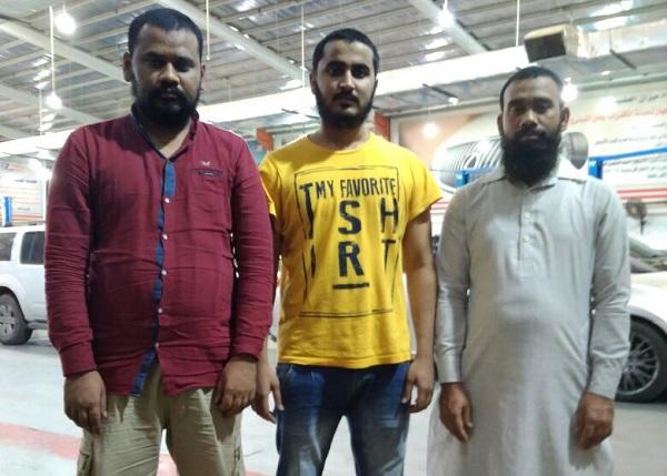 जावेद अहमद की कोशिशों और शाहिद अंसारी की रिपोर्टिंग से मुक्त हुए सऊदी में फंसे छे भारतीय