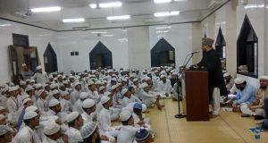 मी़डिया और कॉम्पीटिशन के दौर में छात्र अपनी क्षमता बढाएं : फैसल अब्दुल हकीम मदनी