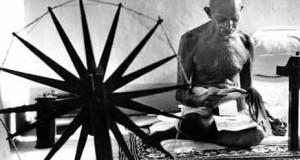 महात्मा गांधी का चरखा हुआ नीलाम