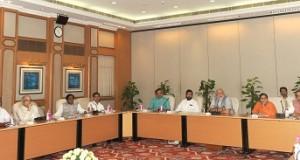 प्रधानमंत्री ने 500 जिलों के लिए मानसून आकस्मिक योजना पर चर्चा की