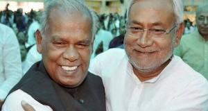 बिहार चुनाव: जीतनराम मांझी का भगवा चोला