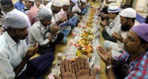 मदीना में मुल्क़ से बाहर रहने वाले मुसलमानों का रमजान