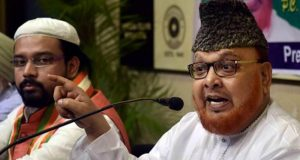 मौलाना बरकती को टीपू सुल्तान मस्जिद के शाही इमाम के पद से हटा दिया गया है