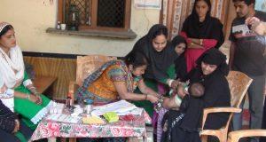 उत्तर प्रदेश के 88.57 लाख बच्चों को कौन करेगा टीकाकरण …??
