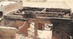 सरहानपुर में अपना विरोध दर्ज करने के लिए दलित अपना रहे बौद्ध धर्म