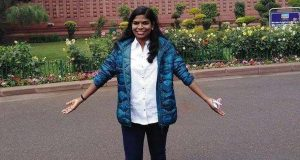 IAS बनने वाली केरल की पहली आदिवासी लड़की श्रीधन्या