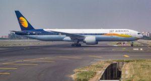 आर्थिक संकट से जूझ रही भारतीय एयरलाइंस कंपनी जेट एयरवेज़, सारी उड़ानें आज रात से बंद